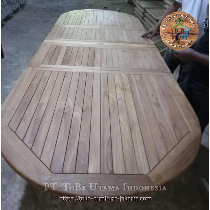 Teak Dining Table 310cm