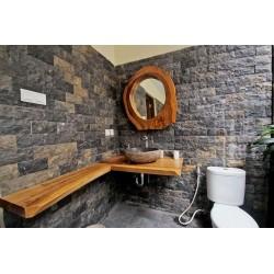 Bathroom Set Wood