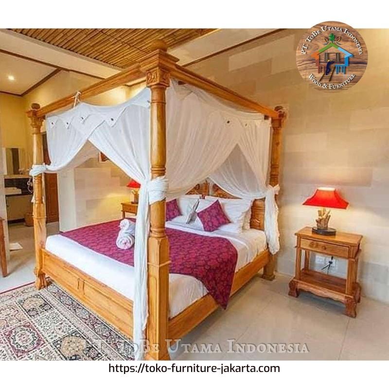 Bedroom Java Style