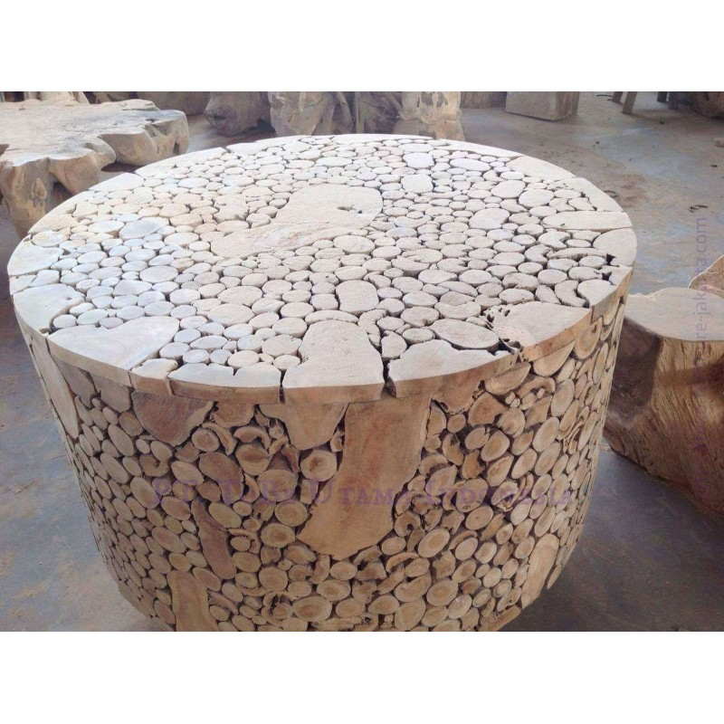River Root Table Samuntai