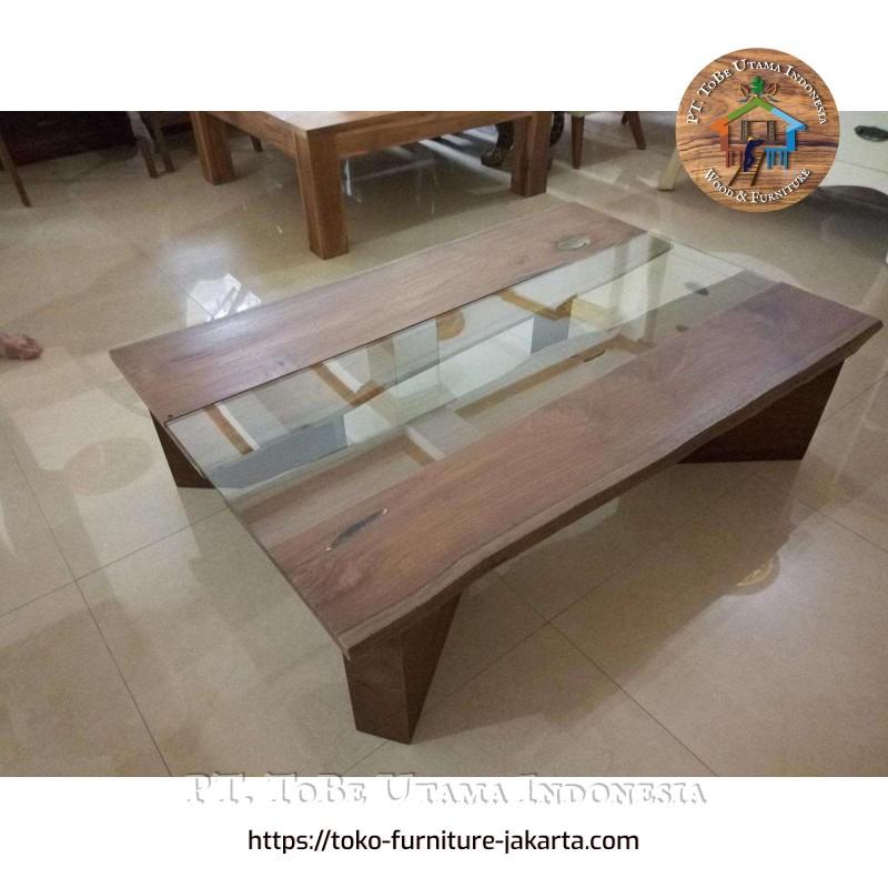 JCT Glass Coffe Table