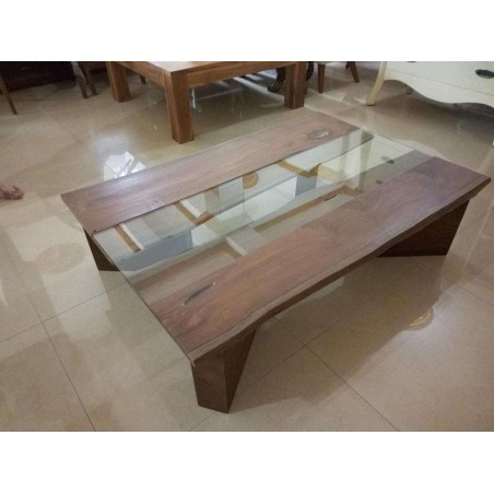 JCT Glass Coffe Table