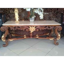Graha Shakira Entrance Table Marble