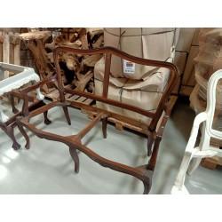 Racoco brown 2 Seats