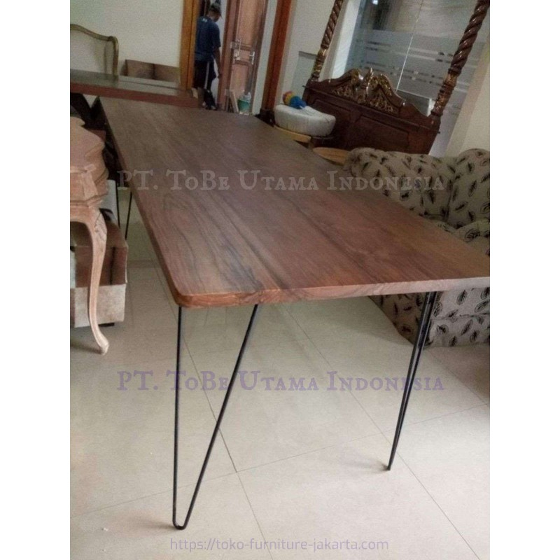 JCT Teak Dining Table