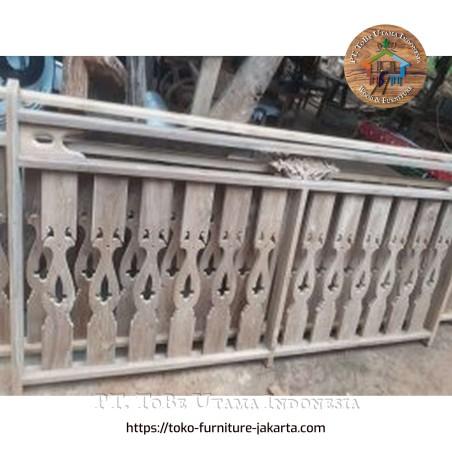 Balcony Pagar Betawi