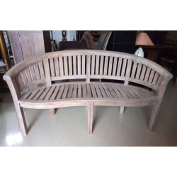 Teak Wood Brendan Chair
