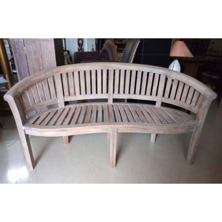 Teak Wood Brendan Chair