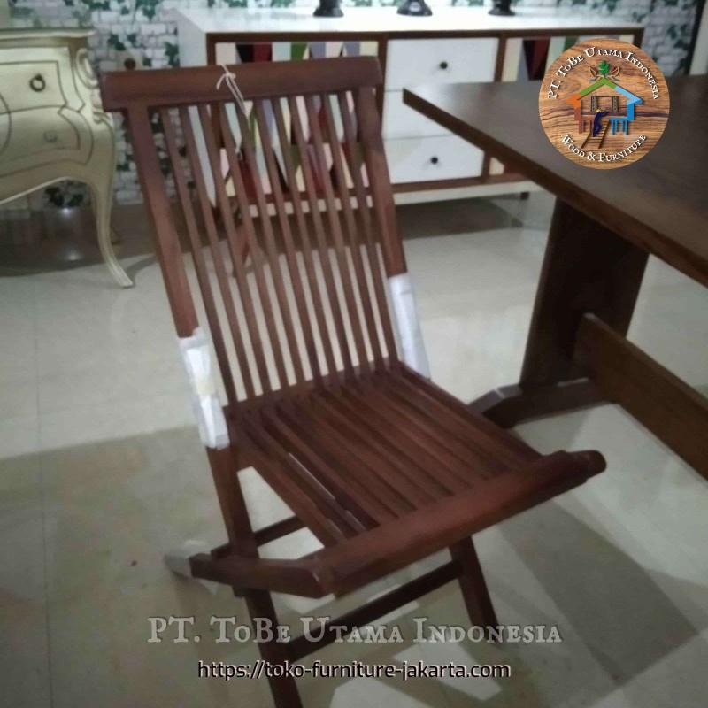 Folding Chair Teak Wood