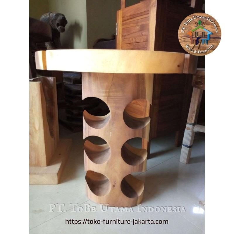 Bottle Table Trembesi Tangerang Selatan