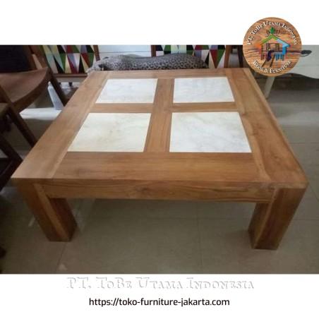 JCT Marble Table 4 Pamulang