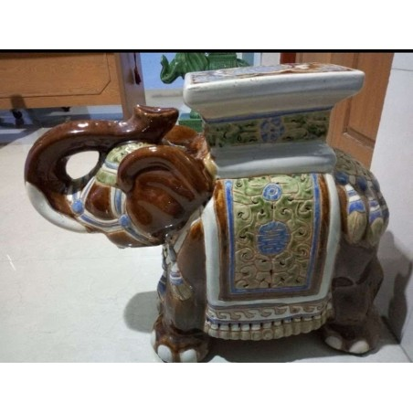Elephant Ceramic