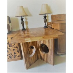 Table only Block Teak