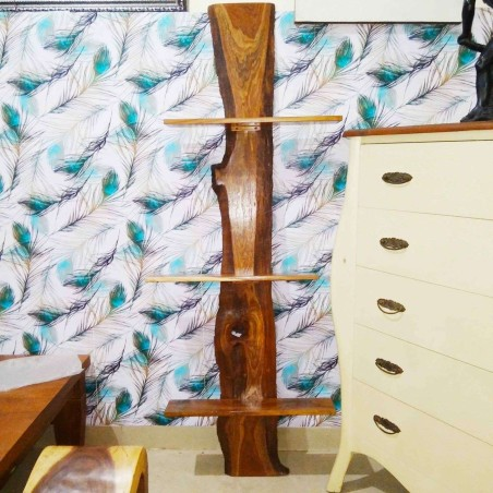 Teak Wood Wall Decor (Singlepack)