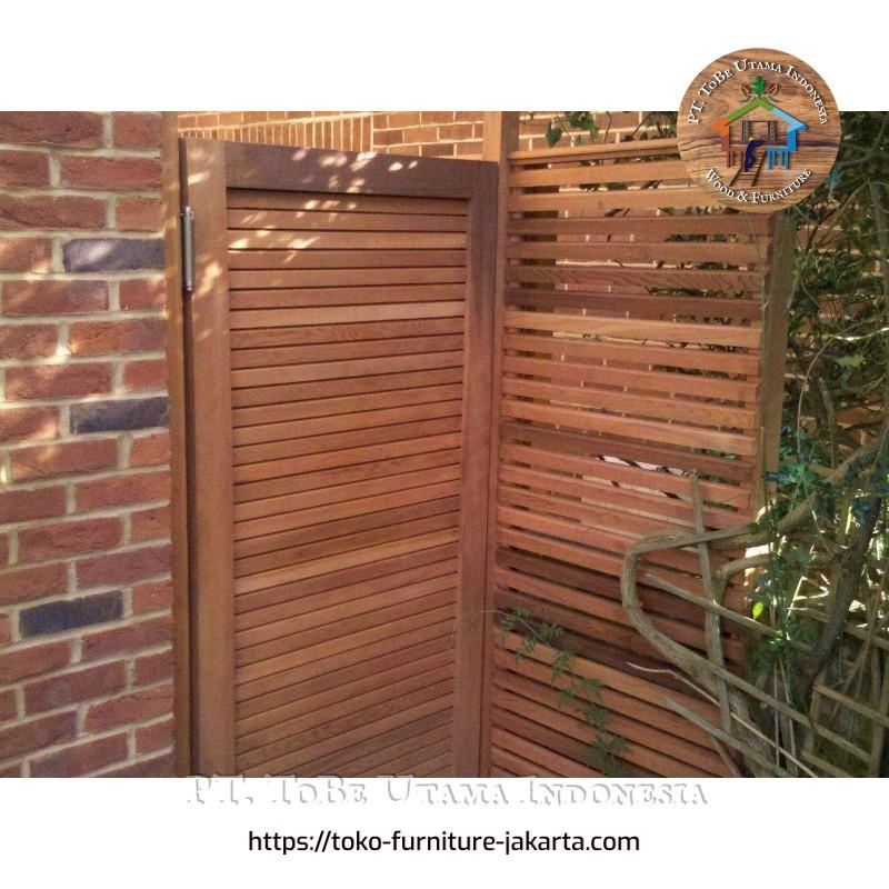 Lines Door / Door Minimalis