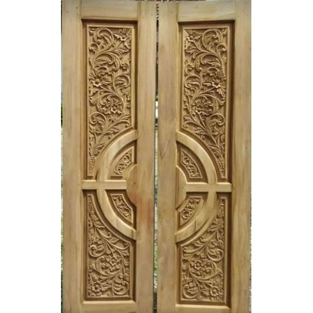 Java Carving Classic Doors