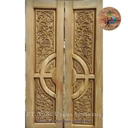 Java Carving Classic Doors